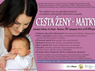 Cesta ženy - matky