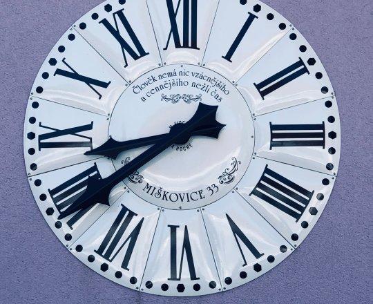 Čas - je a nebo není?